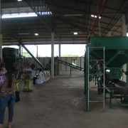 สายพานลำเลียงยางดำ (Rubber Belt Conveyor)