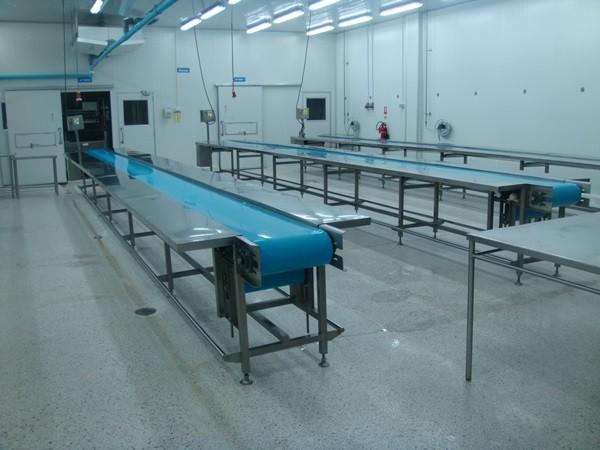 สายพานลำเลียงโวลต้า (Volta Belt Conveyor)