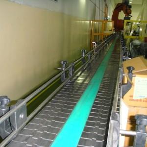 สายพานลำเลียงท็อปเชน (Top Chain Conveyor)