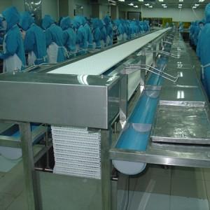 สายพานโมดูล่าร์ (Modular Belt Conveyor)